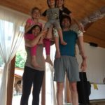 родители с деца тиймбилдинг jagadamba